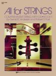 All For Strings Book 1-String Bass