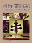 All For Strings Book 1-Violin