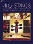All For Strings Book 2-String Bass