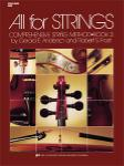 All For Strings Book 3-String Bass