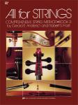 All For Strings Book 3-Viola