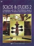 Solos And Etudes-Book 2/Viola