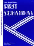 First Sonatinas IMTA-B PIANO