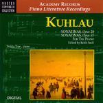 Sonatinas Op 20 & Op 55