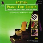 Piano For Adults  Book 1 CDs