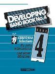 Developing Band Book Vol 4 Christmas [tenor sax]