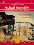 Standard of Excellence Festival Ensembles 1 - Trumpet or Baritone Treble Clef