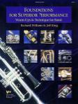 Foundations Of Superior Performance, Bass Clarinet