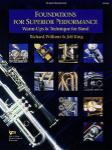 Foundations Of Superior Performance, Alto Saxophone
