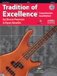 Tradition of Excellence TOE Book 1 - Electric Bass