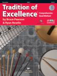 Tradition of Excellence Bk 1 [percussion]