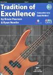 Tradition of Excellence TOE - Electric Bass Book 2
