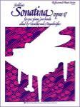 Sonatina Op 17 [1p4h - intermediate] Kuhlau