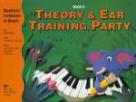 Theory & Ear Training Party Book D PIANO