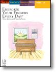 FJH Marlais / Brown      Helen Marlais/Timoth  Energize Your Fingers Every Day - Book 3A