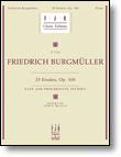25 Etudes Op 100 [piano] Burgmuller/McLean