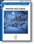 Winter Nocturne [early intermediate piano] Costello Piano Solo