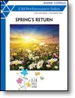 Spring's Return [early intermediate piano] Costello Piano Solo