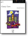 Crazy Cars FED-P1 [elementary piano] Gutierrez