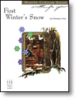 First Winter's Snow IMTA-A [piano] Cueller (LE)