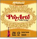 DADDARIO J56T Violin String Set 3/4 - Proarte