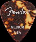 Fender Wavelength Pick 351 Shape - 6 Pack - Medium