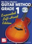 Mel Bay Modern Guitar Method 1 Expanded Left Hand