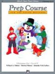 Alfreds Prep Course - Christmas Joy Level F