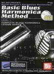 Basic Blues Harmonica Method 1