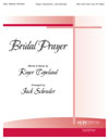 Bridal Prayer [vocal - med]
