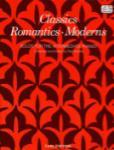 Classics Romantics Moderns For Piano