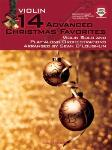 14 Advanced Christmas Favorites Violin Solo and Play-Along Orchestrations Arranged by Sean O'Loughli