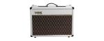 "Vox AC15C1 1x12"" 15-watt Tube Combo Amp Ltd. Ed White Bronco"
