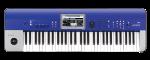 Korg KROME61BL KROME61 LTD. ED BLUE