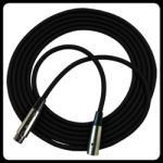 Rapco NM1-6 6' Stage Series Microphone Cable Neutrik
