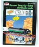 Atlas Model Rr ATL13 7 Step-By-Step HO Railroads