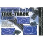 Atlas Model Rr ATL15 HO Blueprints 10 True Layouts