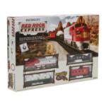 Bachmann Red Rock Express Train Set - Santa Fe
