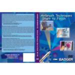 Badger Air Brus BADBD103 AIRBRUSH TECHNIQUES DVD PAINTING TOOL
