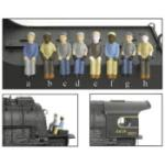 BLI Engineer/Fireman B (e,f,g,h) (4)