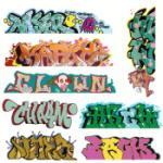HO Graffiti, Mega Set #5