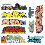 HO Graffiti, Mega Set #6