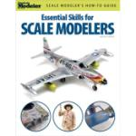 KALMBACH KAL12446 ESSENTIAL SKILLS FOR SCALE MODELERS
