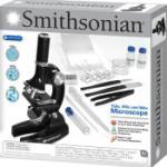 Natural Science NSI22249R Smithsonian Microscope Kit