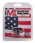 "Midwest Industries  MI-HDFS Heavy-Duty Swivel 1.25"" Quick Detach/Push Button Manga"