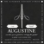 523A Augustine Guitar String, Classic Gold Label Set