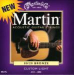 Martin, Custom Light, 80/20