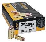 Sig Sauer E10MB1-50 SIG EP 10mm 180GR FMJ