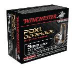 S9MMPDB WIN BD 9mm Luger+P 124GR Bonded PDX1