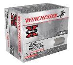 Winchester X45CP2 WIN Super-X .45 Colt 255GR LRN
